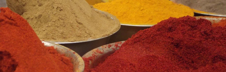 Spices at Edna's Kitchen