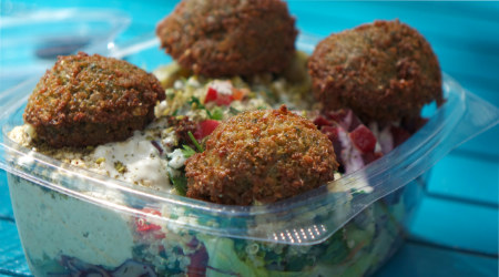 Falafel by Edna's Kitchen