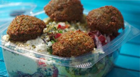 Falafel by Edna's Kitchen