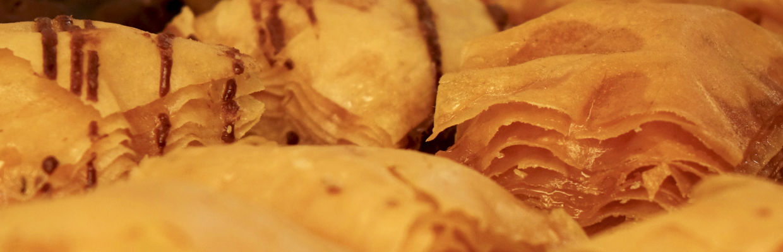 Baklava by Ednas Kitchen Bristol