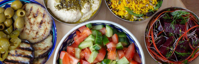 Mezze by Ednas Kitchen Bristol