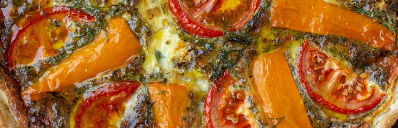 Quiche by Ednas Kitchen Bristol