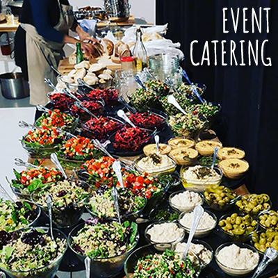 Catering by Edna's Kitchen