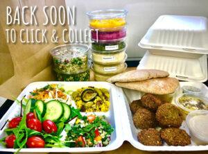 The best Salads in Bristol by Ednas Kitchen