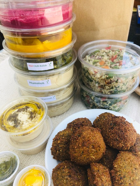 The best Salads in Bristol by Ednas Kitchen